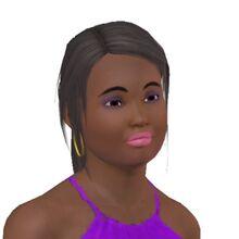 Tanya Francisco (Sims 3)