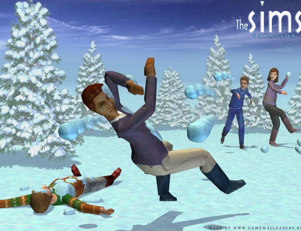 File:Sims1VacationSnowballFight.jpg