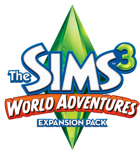 File:The Sims 3 World Adventures Logo.png
