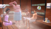 TS4 Spa Day official screenshot 1