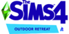 The Sims 4 Outdoor Retreat Logo.png