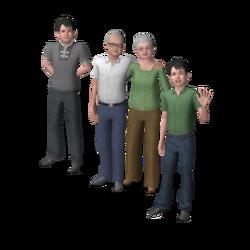 Pei family