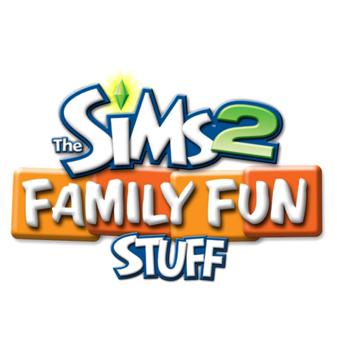 File:The Sims 2 Family Fun Stuff Logo.png
