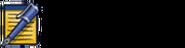 Wiki logo fanon notepad