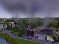 An evil plot backfire disaster