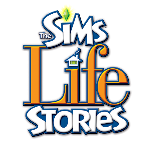 File:The Sims Life Stories Logo.png