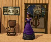 TS3 Movie Stuff Western theme