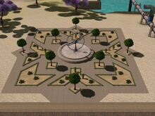Gamma Gardens and Park
