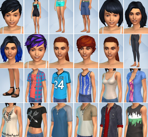 File:Sims4BackyardStuff Items 1.png