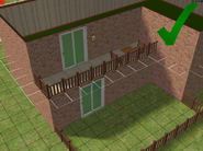 Ts2 custom apartment gg - correct balcony construction
