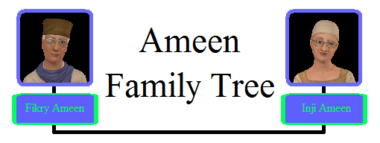 Ameen Family Tree