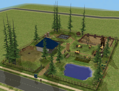 Lumber Mill Range