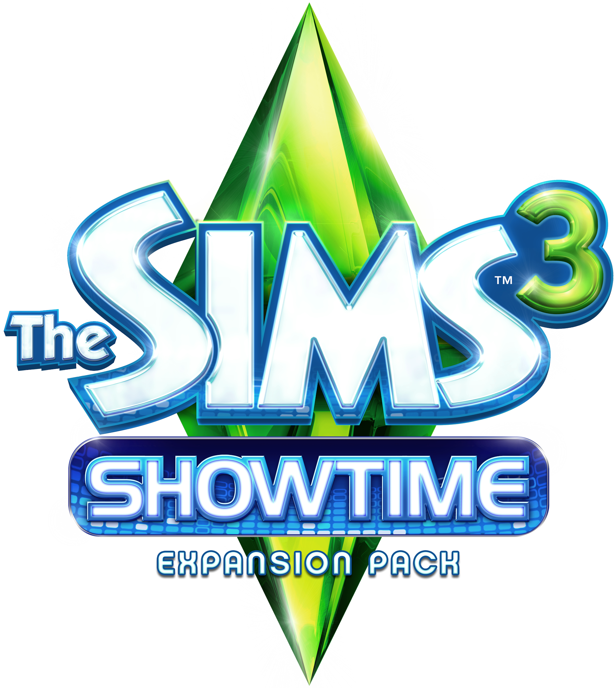 File:The Sims 3 Showtime Logo.png