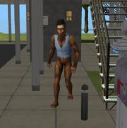 Bigfoot work outfit
