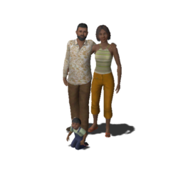 Williams Family (The Sims 3)
