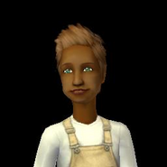 Alistair Space (Child)