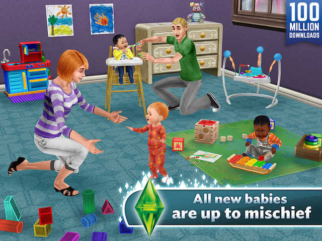 The Sims FreePlay Babies. Babies   The Sims Freeplay Wiki   Fandom powered by Wikia