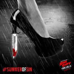 Those heels are killer.