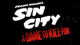 End Titles - Sin City A Dame to Kill For - Soundtrack