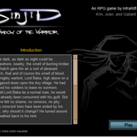Sinjid Shadow of the Warrior Thumbnail