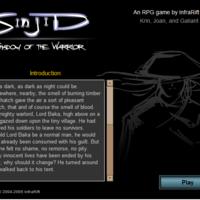 Sinjid Shadow of the Warrior Thumbnail