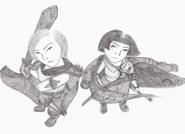 The sisters grimm by estrangeloedessa-d4vpr0g