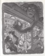 Yahoo on train