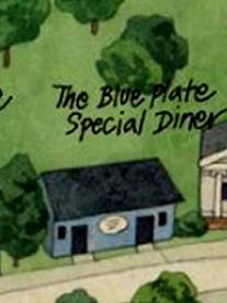 Blue Plate Special Diner