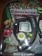 Skannerz Commander (Brand New-Unopened)