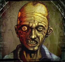 Scapegrace Zombie