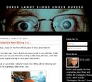 Derek Landy Blogs Under Duress