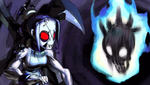 Painwheel and the skullheart