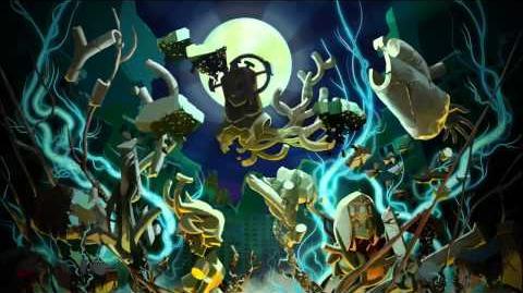 Skullgirls OST - Rooftops Assault Stage