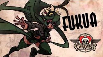 Skullgirls - Fukua Voices & SFX ☿ HD ☿