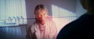 Nurse Spex using x-ray vision