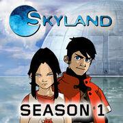 Skyland Season 1 Logo