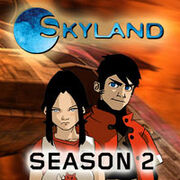 Skyland Season 2 Logo