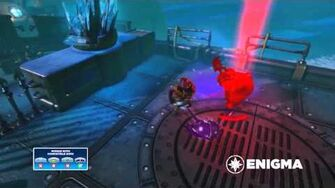 Meet the Skylanders Enigma