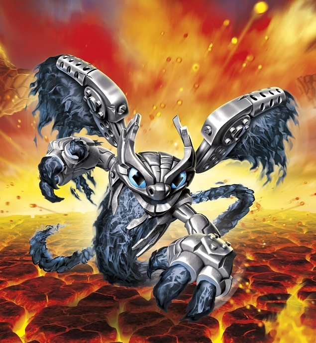 Dark Spitfire Skylanders Wiki Fandom Powered By Wikia