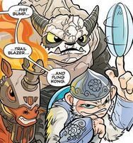 Trail Fling Fist Comic2