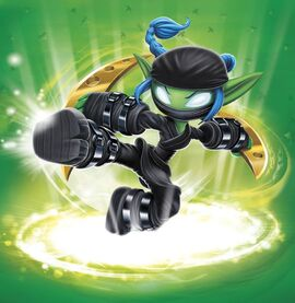 how to draw stealth elf from skylanders