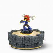 Skylanders-Giants Sprocket-on-Portal