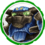Gnarly Tree Rex Icon