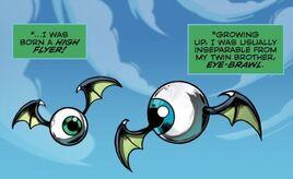 Dive-Clops and Eye-Brawl