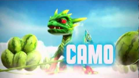 Skylanders Giants - Camo's Soul Gem Preview (Fruit Punch)