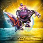 Blaster-Tron Sensei Promo