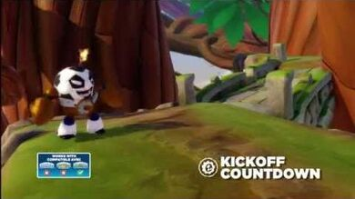Meet the Skylanders Kickoff Countdown