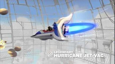 Legendary Hurricane Jet Vac