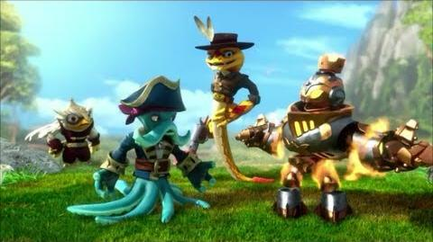 Skylanders Swap Force - Just like Swap Force Trailer