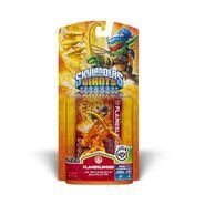 Skylanders Giants Series 2 Gold Flameslinger